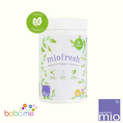 Bambino Mio 750G Miofresh Natural Laundry Cleanser