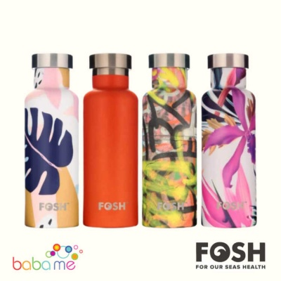 FOSH Vital Water Bottle PRINTS
