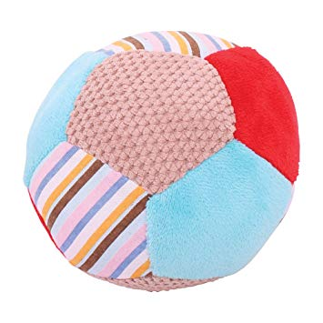 Goki Soft Rattle Ball