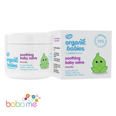 Green People Organic Babies Soothing Baby Salve
