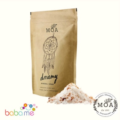 MOA Dreamy Mineral Soak new