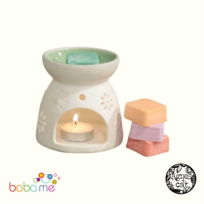 Agnes & Cat Wax Melter Set