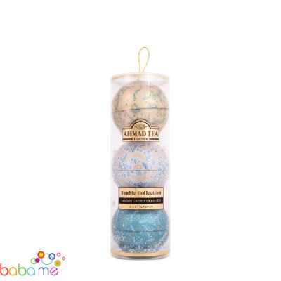 Ahmad Tea - Magical Tea Bauble Caddies