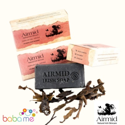 Airmid Atlantic Irish Seaweed Soap 100g
