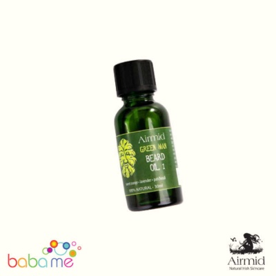 Airmid Green Man Beard Oil 1