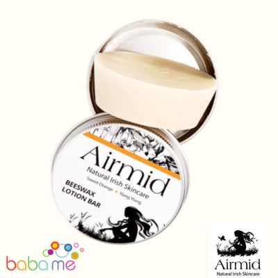 Airmid Sweet Orange Lotion Moisturising Bar