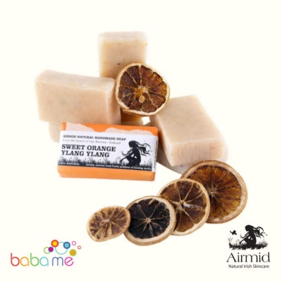 Airmid Sweet Orange Ylang Ylang Soap 100g