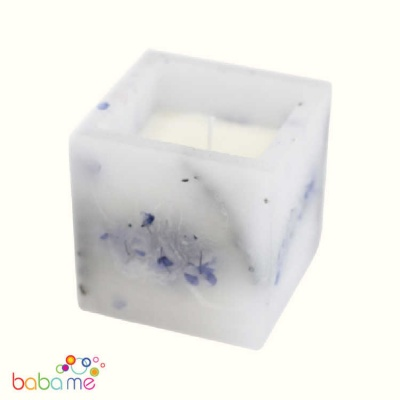 Enchanted Candle - Large Square - Lavender