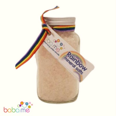 Baba Me Rainbow Bath Salts