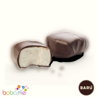 Baru Dark Chocolate Coated Marshmallows