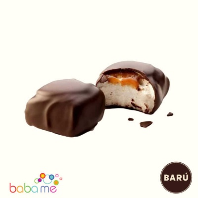Baru Dark Chocolate & Salted Caramel Marshmallows