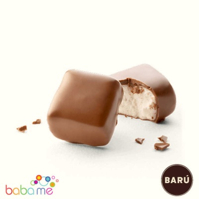 Baru Milk Chocolate Coated Marshmallows