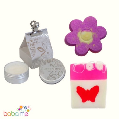 Bath and beauty gift