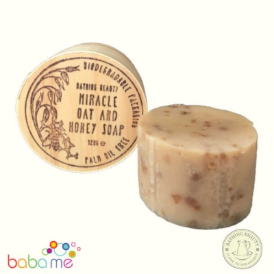 Bathing Beauty Miracle Oat and Honey Soap