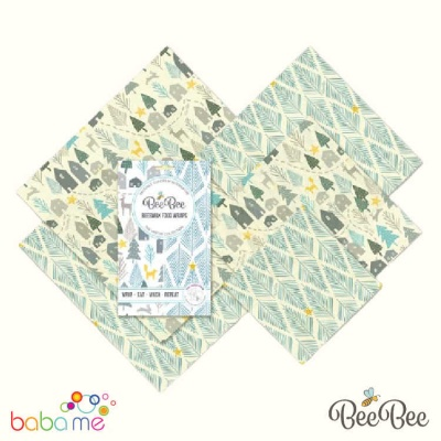 BeeBee Wraps - The Family Pack - Winter