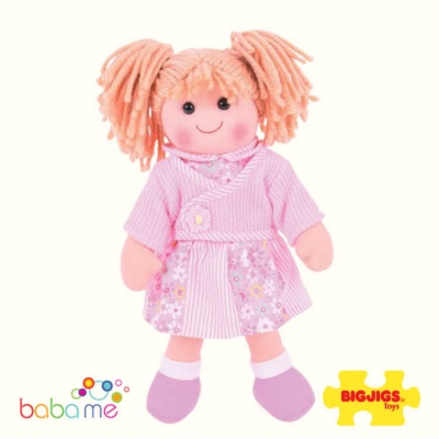 Bigjigs Abigail Doll Medium