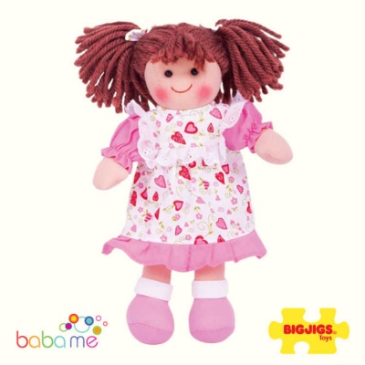 Bigjigs Amy Doll Small
