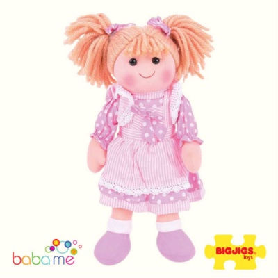 Bigjigs Anna Doll Medium