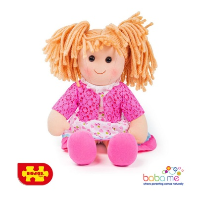 Bigjigs Becky Doll - Large