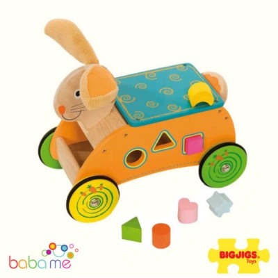 Bigjigs Bunny Ride On
