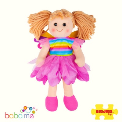 Bigjigs Chloe Doll - Medium