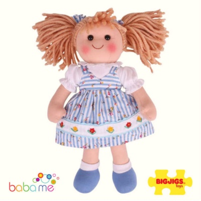 Bigjigs Christine Doll Medium