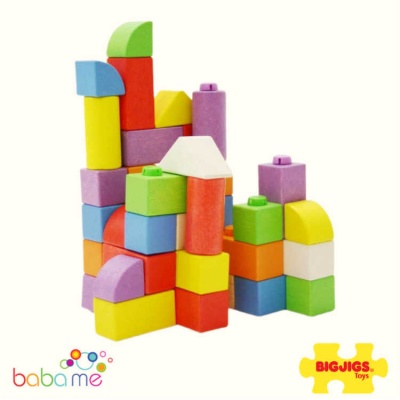 Bigjigs Click Blocks - Intermediate Set