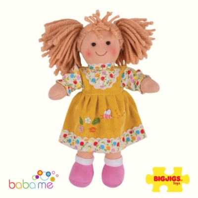 Bigjigs Daisy Doll Small