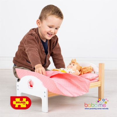 Bigjigs Dolls Bed