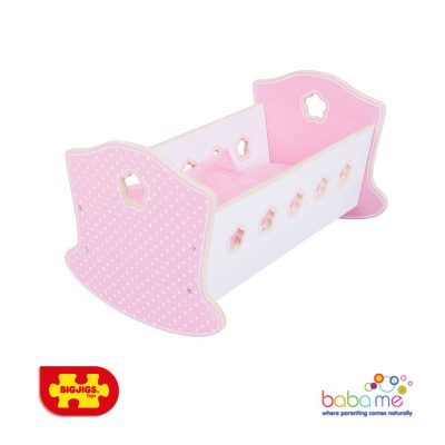 Bigjigs Doll's Cradle