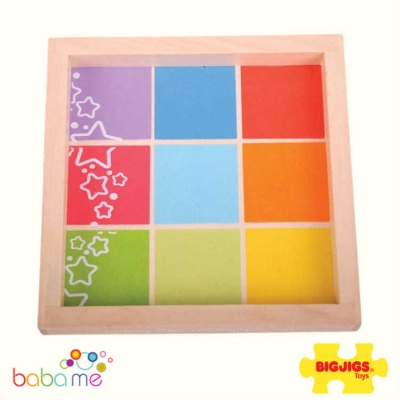 Bigjigs First Picture Blocks