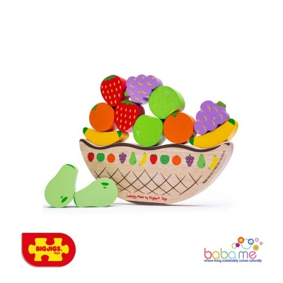 Bigjigs Fruit Balancing Game