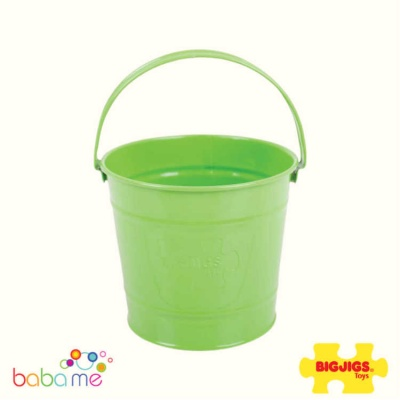 Bigjigs Green Bucket