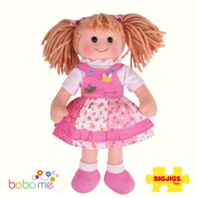 Bigjigs Hayley Doll Medium