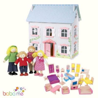 Bigjigs Ivy House Bundle