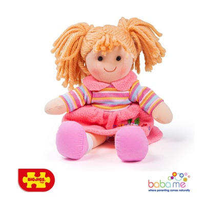 Bigjigs Jenny Doll Small