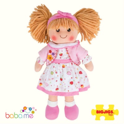 Bigjigs Kelly Doll Medium