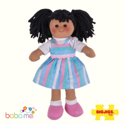 Bigjigs Kira Small Doll