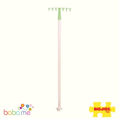 Bigjigs Long Handled Soil Rake