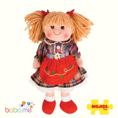 Bigjigs Mandie Doll Medium