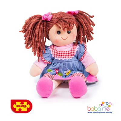 Bigjigs Melody Doll Medium