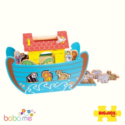 Bigjigs Noah's Ark