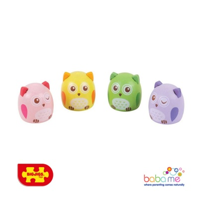 Bigjigs Owl Pencil Sharpeners
