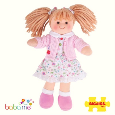 Bigjigs Poppy Doll Small