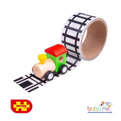 Bigjigs Railway Tape