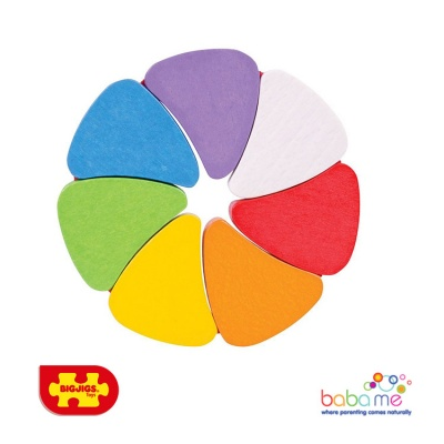 Bigjigs Rainbow Petals