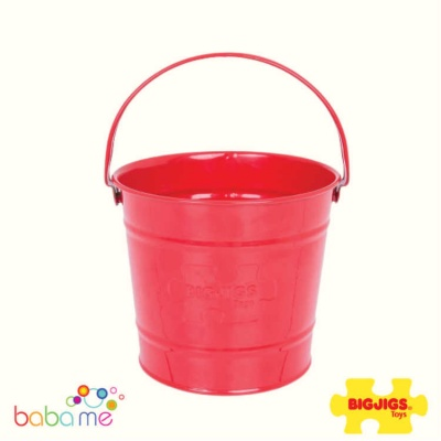 Bigjigs Red Bucket