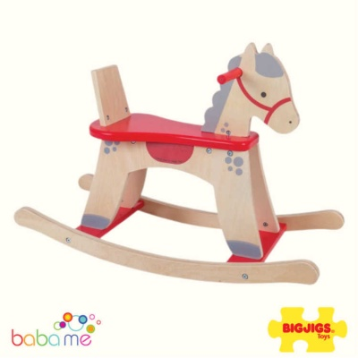 Bigjigs Rocking Horse Wooden