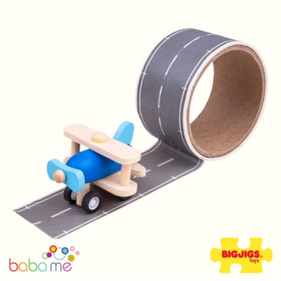 Bigjigs Runway Tape