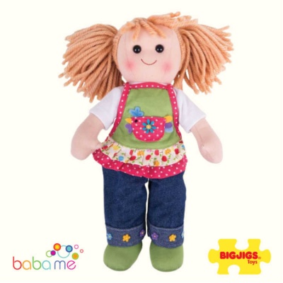 Bigjigs Sophia Doll Medium
